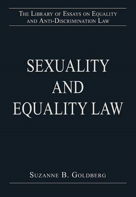 Sexuality and Equality Law (BOK)