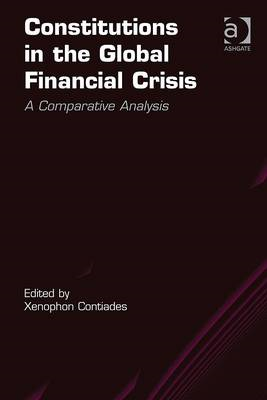 Constitutions in the Global Financial Crisis: A Comparative Analysis (BOK)