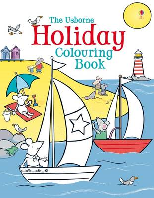 Holiday Colouring Book (BOK)