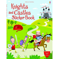 Knights and Castles Sticker Book (BOK)