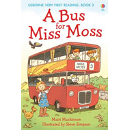 Bus for Miss Moss (BOK)