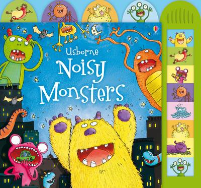 Noisy Monsters (BOK)