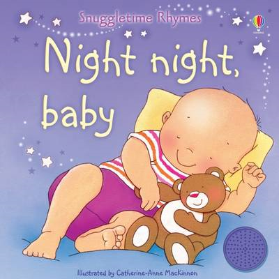 Night Night Baby with Sounds (BOK)