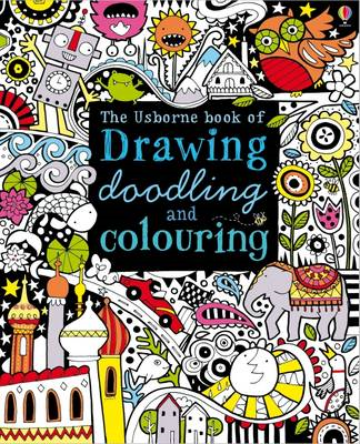 Drawing, Doodling and Colouring Book (BOK)