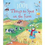 1001 Things to Spot on the Farm (BOK)