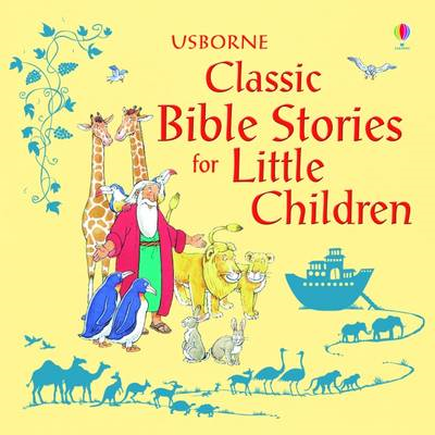 Classic Bible Stories for Little Children (BOK)