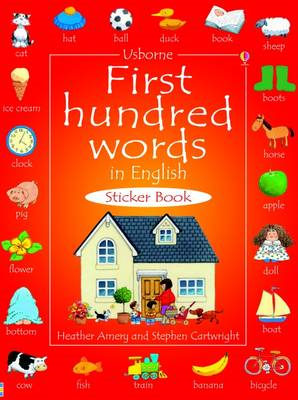 First Hundred Words in English (BOK)
