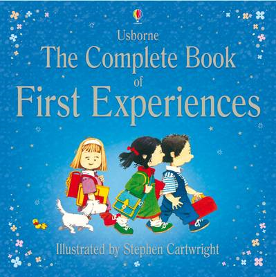 Complete Book of First Experiences (BOK)