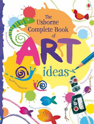 Complete Book of Art Ideas (BOK)