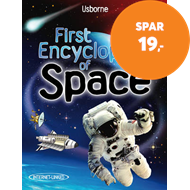 Produktbilde for First Encyclopedia of Space (BOK)