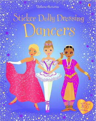 Sticker Dolly Dressing Dancers (BOK)
