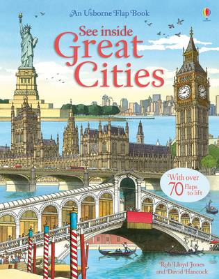 See Inside Great Cities (BOK)