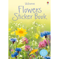 Flower Sticker Book (BOK)