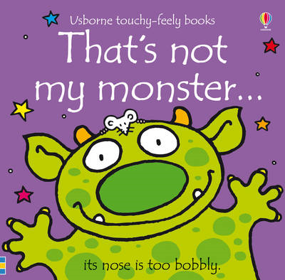 That's Not My Monster... (BOK)