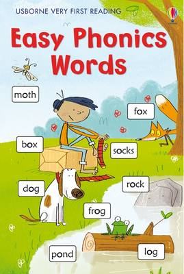 Easy Phonic Words Very First Reading Support Title (BOK)