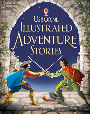 Illustrated Adventure Stories (BOK)