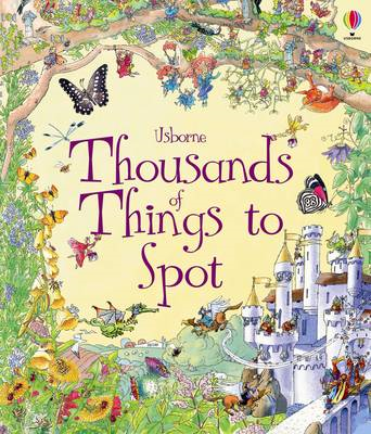 Thousands of Things to Spot (BOK)
