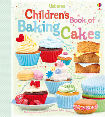 Children's Book of Baking Cakes (BOK)
