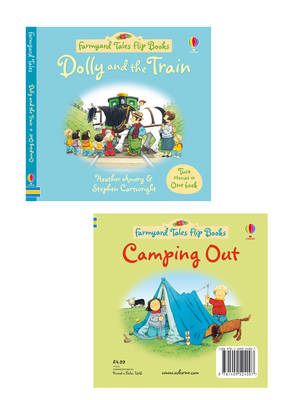 Dolly and the Train/Camping Out (BOK)