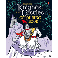 Knights and Castles Colouring Book (BOK)