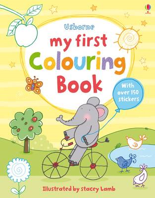 My First Colouring Book (BOK)