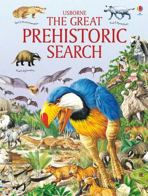 Great Prehistoric Search (BOK)