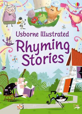 Illustrated Rhyming Stories (BOK)