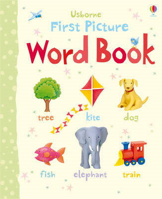 First Picture Word Book (BOK)