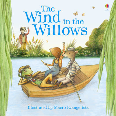 Wind in the Willows picture book (new edition) (BOK)