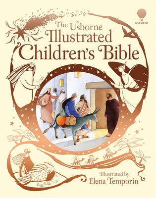 Usborne Illustrated Children's Bible (BOK)