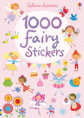 1000 Fairy Stickers (BOK)