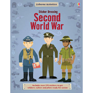 Sticker Dressing: Second World War (BOK)