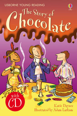 Story of Chocolate (BOK)