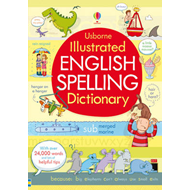 Illustrated English Spelling Dictionary (BOK)