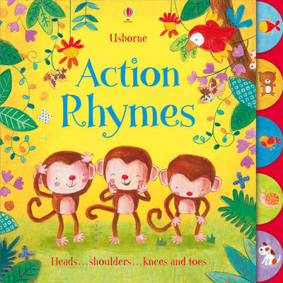 Action Rhymes (BOK)