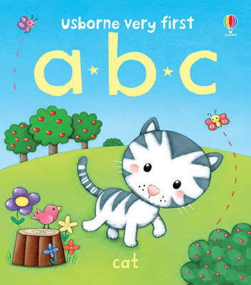 Very First Words: ABC (BOK)