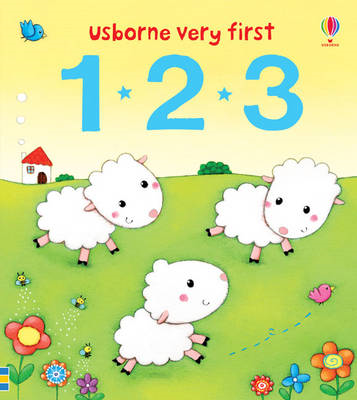 Very First Words: 123 (BOK)