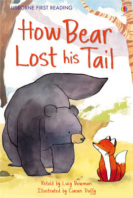 How Bear Lost His Tail (BOK)