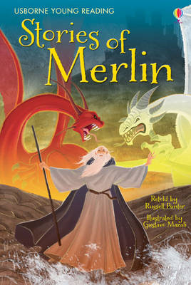Stories of Merlin (BOK)