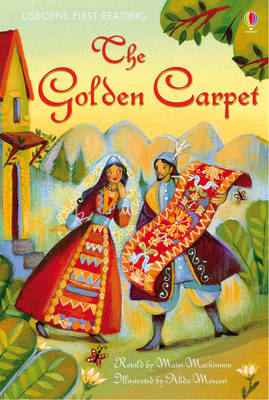 Golden Carpet (BOK)