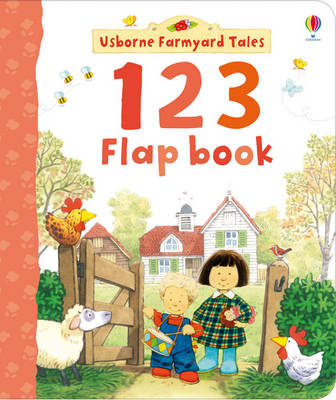 Farmyard Tales 123 Flap Book (BOK)