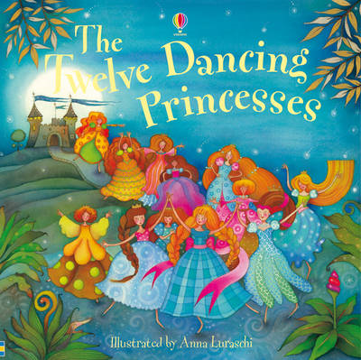 The Twelve Dancing Princesses (BOK)