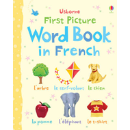 First Picture Word Book in French (BOK)