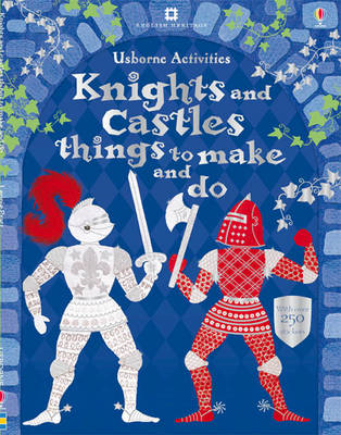 Knights and Castles Things to Make and Do (reduced) (BOK)