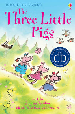 Three Little Pigs �Book with CD] (BOK)