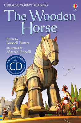 Wooden Horse �Book with CD] (BOK)