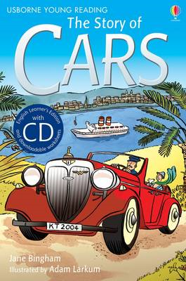 Story of Cars (BOK)