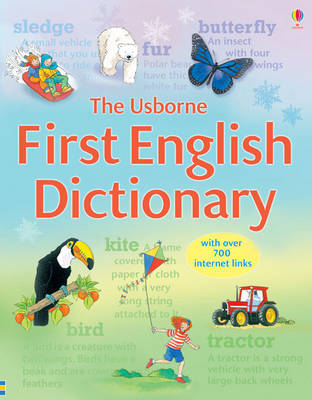 First English Dictionary (BOK)