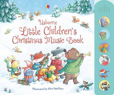 Little Children's Christmas Music Book (BOK)