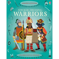 Sticker Dressing Warriors (BOK)